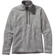 Patagonia M's Better Sweater 1/4 Zip Sweater Stonewash